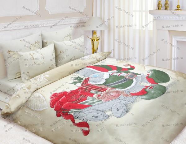 2 спальное постельное белье Me