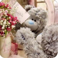 Grandma Mirror and Card Mothers Day Me to You Bear Card