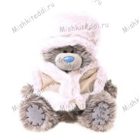 Мишка Тедди Me to You в шубке - Daughter Me to You Bear G01W1951 182