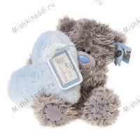 Мишка Тедди Me to You с сердцем - I Love You Heart Me to You Bear  G01W1188 143