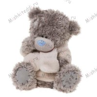 Мишка Тедди Me to You в джемпере - With Jumper & Scarf Me to You Bear G01W1181 43