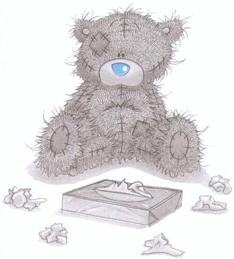 плачущий мишка тедди картинки ему сказала