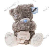 Мишка Тедди Me to You в шарфике - Scarf and Boots Me to You Bear  G01W1515 123