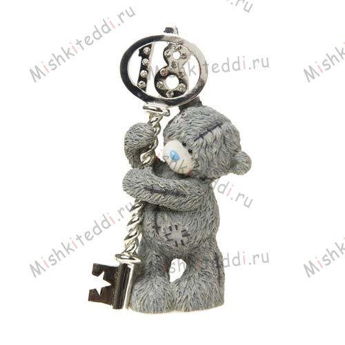 18th Key to The Door Me to You Bear Figurine 18th Key to The Door Me to You Bear Figurine