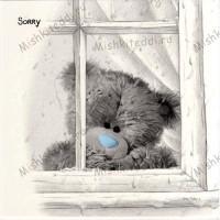 Картинки медвежонок прости