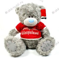 Мишка Тедди Me to You в футболке - Me To You Tatty Teddy Special Girlfriend Bear GO1W1464 132