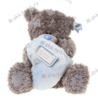 Мишка Тедди Me to You с сердцем - Big Love Heart Me to You Bear  G01W1516 110