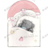 Birth Of Granddaughter Me to You Bear Card