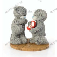 Marry Me? Me to You Bear Figurine